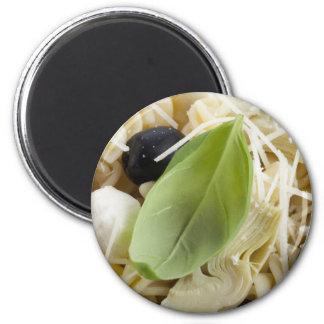 Fusilli Pasta Salad Magnet