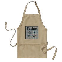 Fusing for a Cure Apron