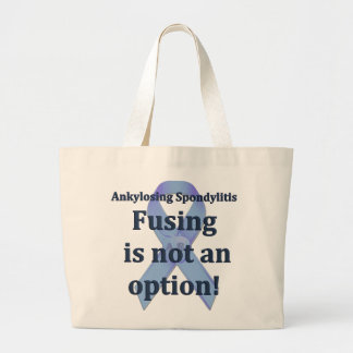 Fusing is not an option Large Tote