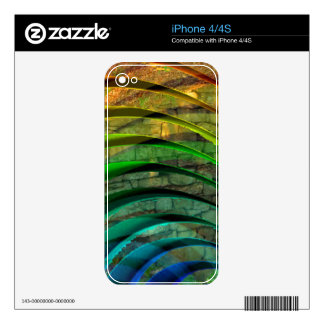 Fusion art experiments fashion t-shirts 100 gifts iPhone 4 skin