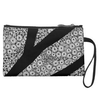 fusion_cell suede wristlet