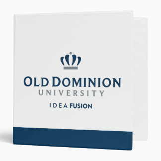 "Fusión de la IDEA de ODU Carpeta 1 1/2"""