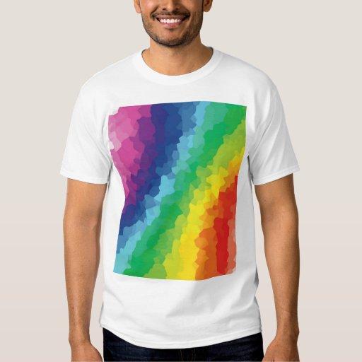 fusión del arco iris polera