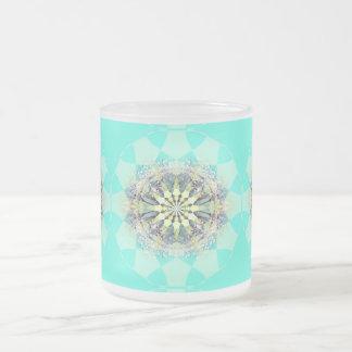 fusion_dewfresh frosted glass coffee mug