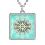 fusion_dewfresh sterling silver necklace
