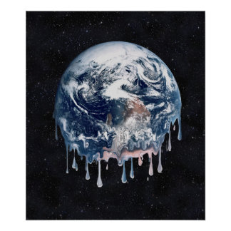 Fusión (fondo completo del universo) póster