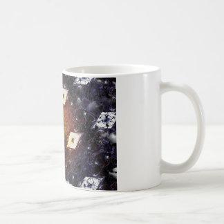 Fusión fría taza de café