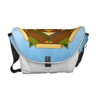 Fusion - Messenger Purse Designer Handbag Messenger Bags