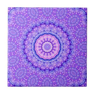Fusion of Light Mandala Tile