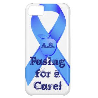 Fusión para un caso del iPhone de la curación