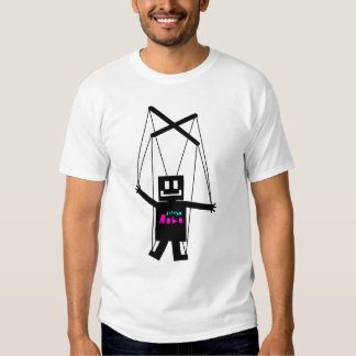 Fusion Puppetrobo Tee Shirt