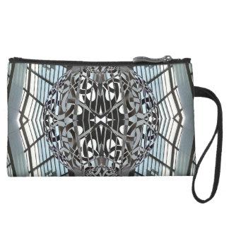 fusion_skylight suede wristlet wallet