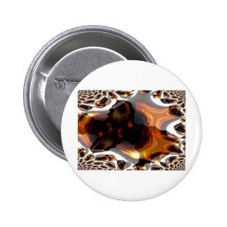 Fusión solar pin redondo 5 cm