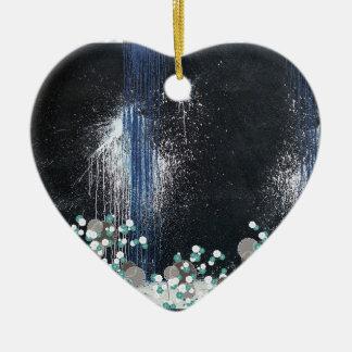 fusion_splatter ceramic ornament