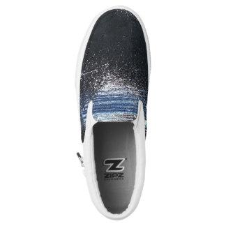 fusion_splatter Slip-On sneakers