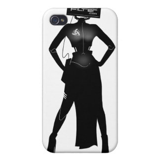 FusionFilter Fembot iPhone 4/4S Covers