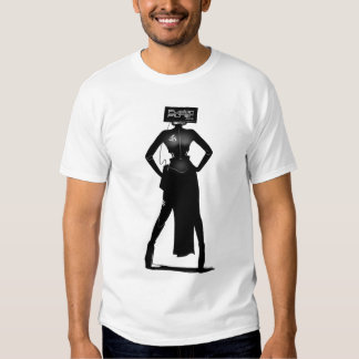 FusionFilter Fembot T-shirt