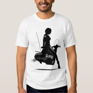FusionFilter Scooter Girl Tshirt