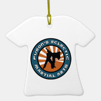 Fuson's Logo T-shirt Ornament