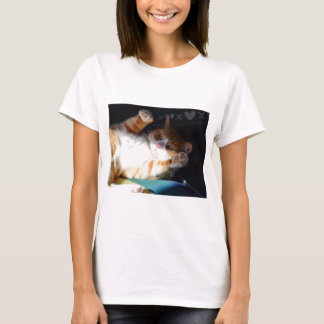 Fuss Me Please Pumpkin. T-Shirt