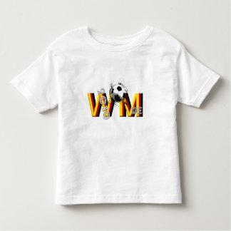 Fussball DE 2010 - regalos de Alemania del fútbol Remera