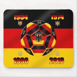Fußball Deutschland 2010 wm gifts Mouse Pad