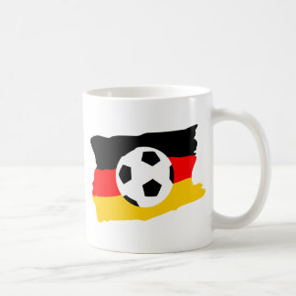 Fussball deutschland fahne mugs