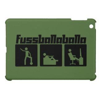 Fussballaballa Cover For The iPad Mini