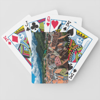 Fussen - Bavaria - Germany Bicycle Playing Cards