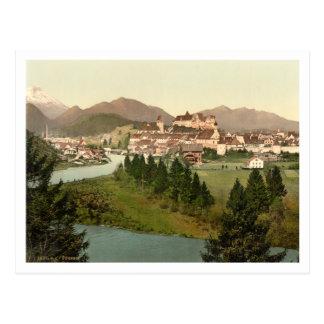Fussen, Bavaria, Germany Postcard