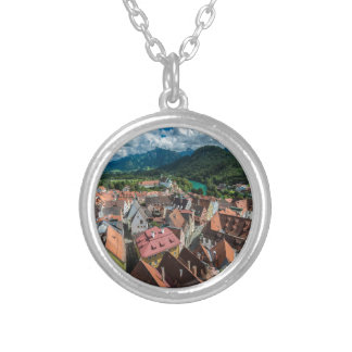 Fussen - Bavaria - Germany Silver Plated Necklace