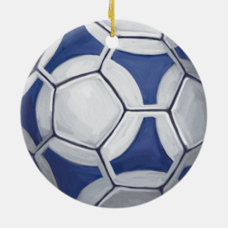 Futbal Ceramic Ornament