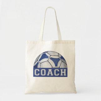 Futbal Coach Tote Bag