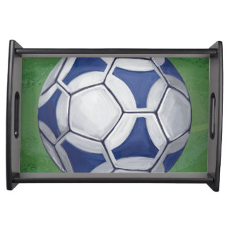 Futbal Serving Tray