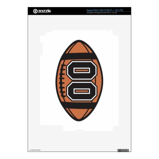 Fútbol 00 iPad 3 skins