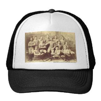 Fútbol 1888 de UMass Gorra