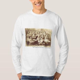 Fútbol 1888 de UMass Playeras