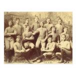 Fútbol 1888 de UMass Postal