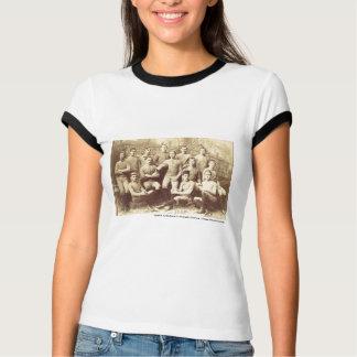 Fútbol 1888 de UMass Remeras