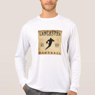 Fútbol 1889 de Lancaster Pennsylvania Camisetas
