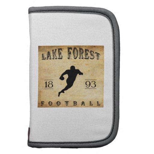 Fútbol 1893 de Illinois del bosque del lago Organizadores