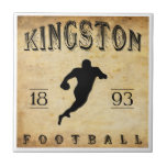 Fútbol 1893 de Kingston Ontario Canadá Azulejo