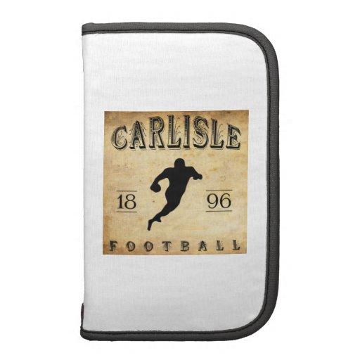 Fútbol 1896 de Carlisle Pennsylvania Organizador