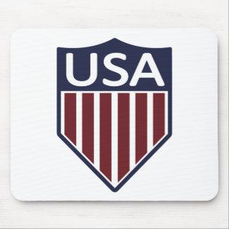 Fútbol 1950 de los E.E.U.U. Tapete De Raton