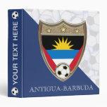 """Fútbol 1,5"""" de Antigua - de Barbuda"""