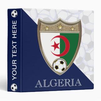 """Fútbol 1,5"""" de Argelia Carpeta 1 1/2"""""""