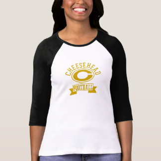 Fútbol 1 de Cheesehead C Tee Shirt