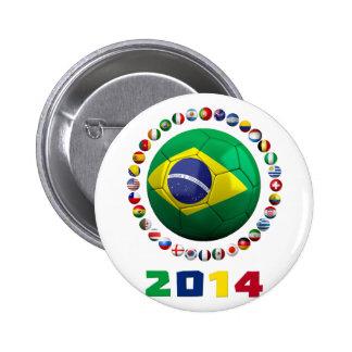 Fútbol 2001 del Brasil