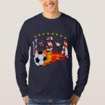 Fútbol 2010 de los E.E.U.U. Playera