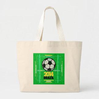 Fútbol,… 2014. bolsas lienzo
